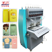 Automatic phone Protect shell exquisite cartoon dispenser