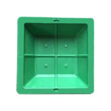 Composite-Kanaldeckel für Graspflanzung