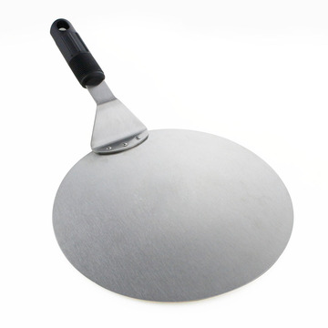 Stainless Steel Pizza Spatula With Handle Bakeware Tools