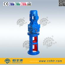 Réducteur d'engrenage minier à agitateur hélicoïdal pour liquide avec solides suspendus