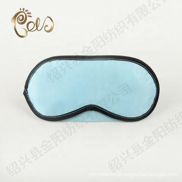 Tapa-olhos de veludo cotelê de dormir descartável personalizado