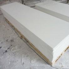 Kingkonree 12mm d'épaisseur acrylique surface solide simili-marbre feuilles
