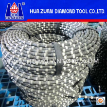 High Efficiency Diamond Wire Rope for Reinforce Concrete Cutting