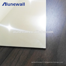 Sliver mirror wall panel building materials manufacturer in china