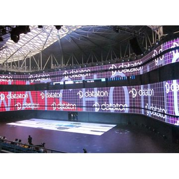 Ultra Light Indoor Soft LED Display
