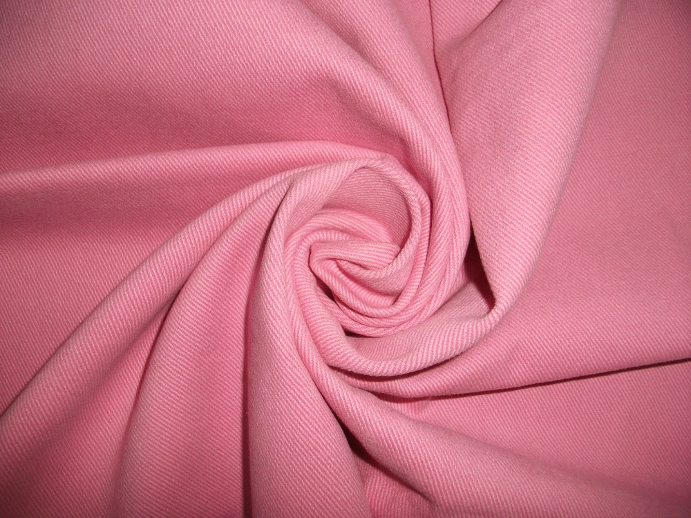 cotton twill fabric for clothes