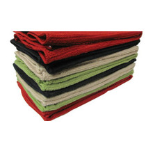 Warp Knitted Cheap Kitchen Clean Microfiber Towels