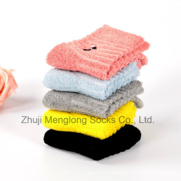 Special Terry Kid Cotton Socks Cushion Outside Without Thread Loop Inside Good for Feet