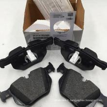 E46 E66 plaquette de frein arrière pour BMW E60 525i jeu de plaquettes de frein arrière 34216763043 34216763044