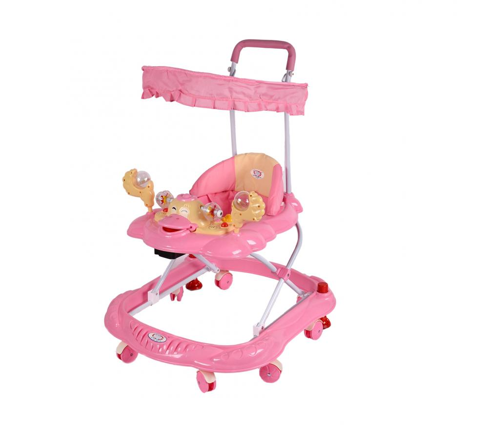Safety Baby Walker with Toys