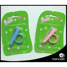 baby nail clipper,Lovely baby nail clippers,Pink ring safety nail clippers