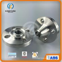 ASTM A182 ANSI B16.5 304L 316L Casting Stainless Steel Flange Wn Flange (KT0340)