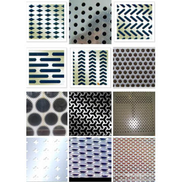 Perforated Mesh/Stainless Steel Perforated Metal Mesh