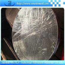 Tamiz de prueba de marco de acero inoxidable sin costuras