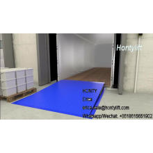 Factory warehouse dock ramp container loading dock leveler