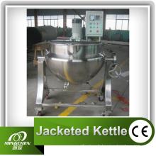 Vêtement de vapeur électrique Kettle Food Equipment
