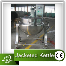 Electric Steam Jacket Kettle Food Equipment