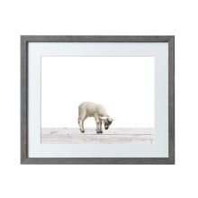 Little sheep design paper wall hanging