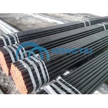 N80 Tubes d'huile avec filetage et couplage 5CT Steel Pipe