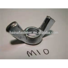 DIN 315 carbon steel wing nut m6-m20