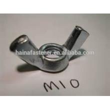 Porca de asa de aço carbono 315 DIN m6-m20