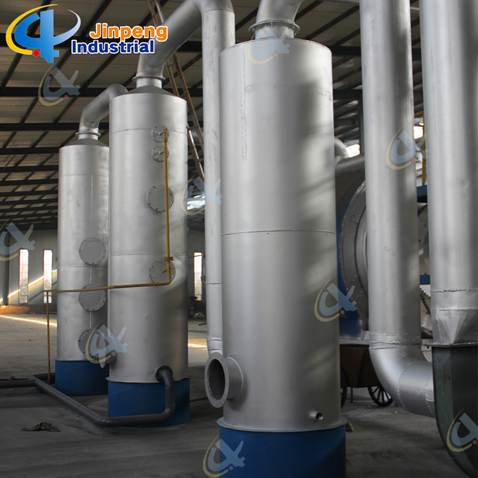 Waste Distillation Plant Waste Base Oil Recycle Plant