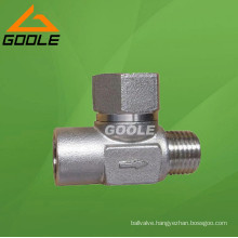 Wcb Threaded Steam Trap (GACS16H)