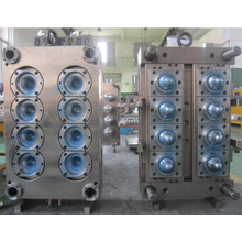 8 Cavity Hot Runner Pet Jar Preform Mould