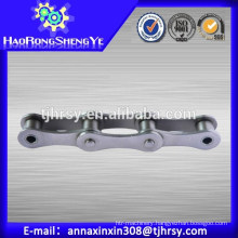 Stainless steel or Carbon steel double pitch conveyor roller chain C2050/C2052