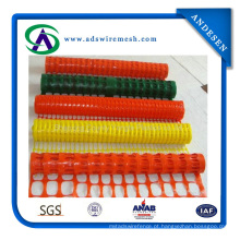 Cerca de segurança de cor laranja PE (ADS-SF-10)