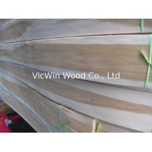Sliced Cut Natural Birch Core Wood Veneer Sheet