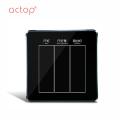 ACTOP new design Smart hotel switch socket 2018
