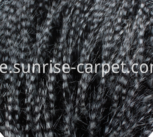 imitation fur carpet