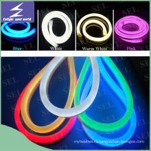 Ультра тонкий светодиодный неоновый свет с водонепроницаемым IP67