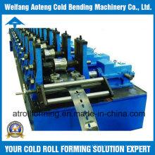 Rolo de rack solar que forma a linha de máquina