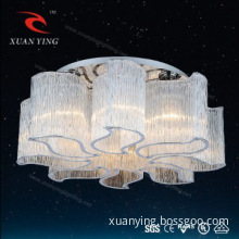 E27 Modern Style Indoor Ceiling Light with Glass Shade