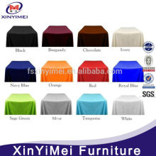 High Quality Gold Cheap Table Linen For Sell XY15