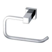 Zinc alloy paper towel rack for toilet