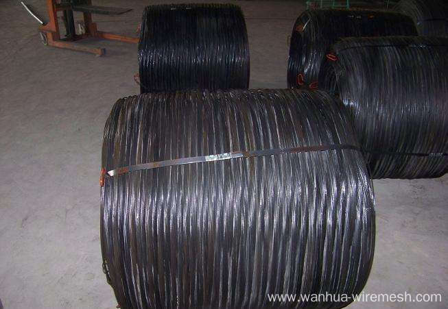 BWG18 1.2mm Building material black annealed binding wire
