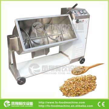 Industrial Wheat Flour Powder Strach Grain Spice Mixer Mixing Machine