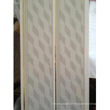 Dekorative Laminat-PVC-Platte