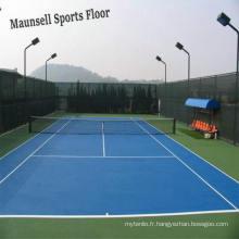 De qualité supérieure en plastique de tennis Sport Sport Floor