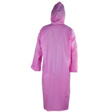 Wholesale Plastic Waterproof PVC Raincoat in Bag