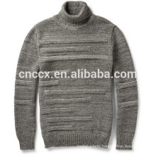 fashion men winter warm turtleneck sweater