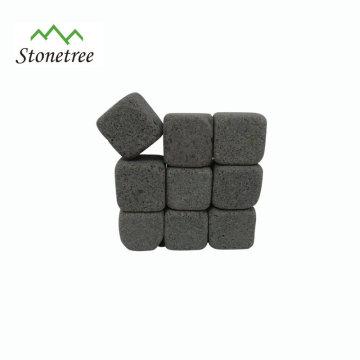 Cube Ice Whisky Lava Stone