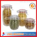 Glass Jar Sealed