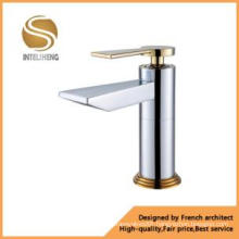 New Style Brass Basin Mixer Tap (AOM-1210)