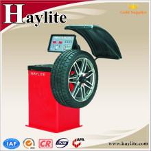 precio de la máquina de la alineación de la rueda del nuevo diseño / equilibrador de la rueda