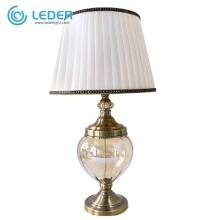 LEDER White Table Stands Lamp