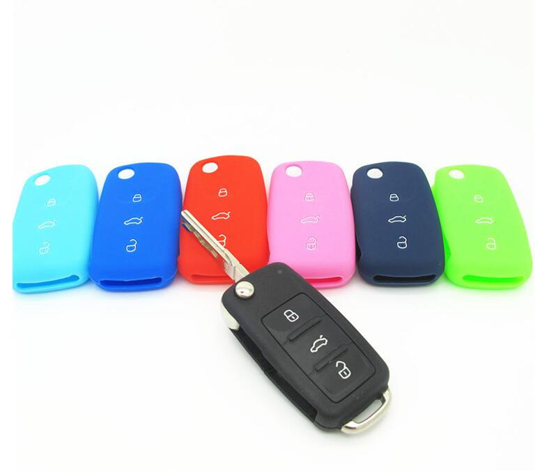 Silicone Key Case
